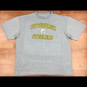 NFL Team Apparel Pittsburgh Steelers Graphic Shirt